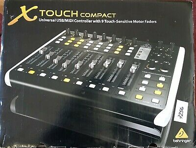 Behringer X-TOUCH COMPACT Universal USB/MIDI Controller [ ZB874 ] • 263.97£