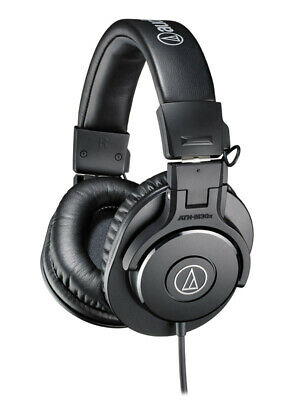 Audio Technica ATH-M30x Closed Back Headphones (NEW) • 66.16£