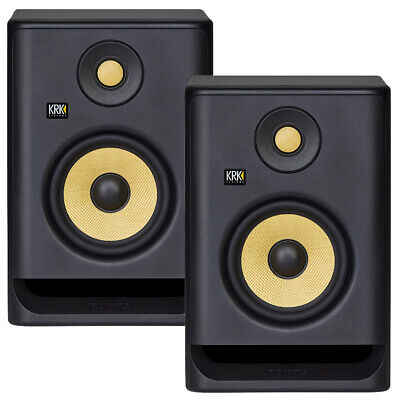 KRK RP5G4 ROKIT 5 G4 5'' Active Studio Monitor (Pair) • 240.66£