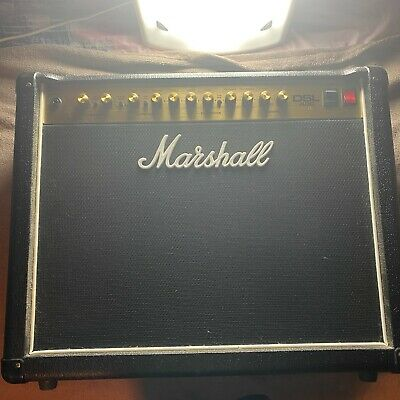 Marshall DSL 40c 40w Dual Channel Electric Guitar Amplifier - Black • 399£