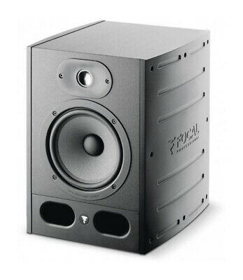 Focal Alpha 65 Active Studio Monitor, Single (NEW) • 241.86£