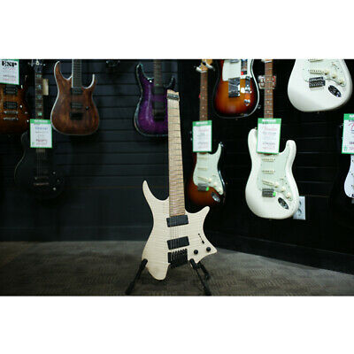 Strandberg Boden Original Natural 7-Strings Headless Stainless Frets Fishman • 1,852.51£
