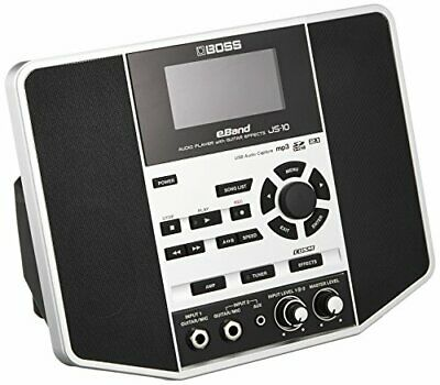Boss Audio Player With Guitar Effects Eband Js-10 • 376.76£