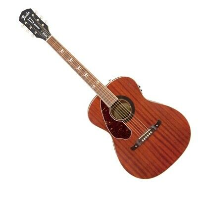 139815 Fender Tim Armstrong Hellcat Lh Natural Electric Acoustic Guitar • 856.64£