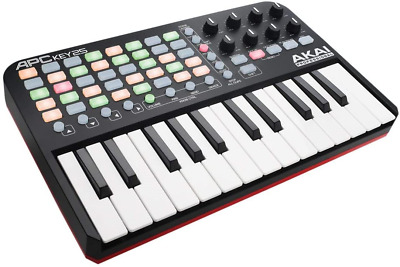 AKAI Professional APC Key 25 - USB MIDI Keyboard Controller Featuring 25 Piano 8 • 75.36£