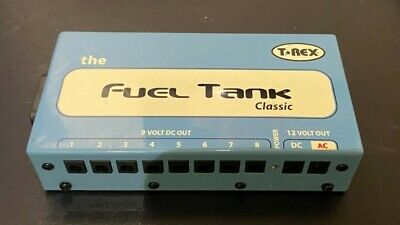 T-Rex FuelTank Classic Power Supply For Pedal Boards • 51£