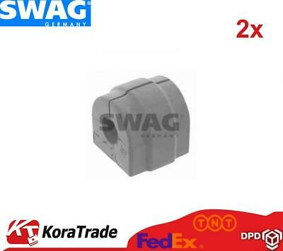 2x SWAG 20945097 REAR AND STABILISER MOUNTING X2 PCS • 24£