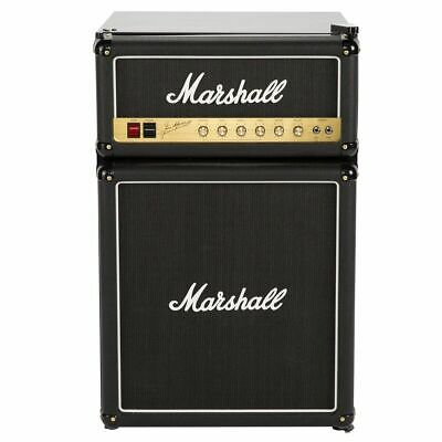 Marshall 4.4 Mini Fridge / Freezer - Guitar Amp Style Under Counter - DAMAGED • 355£