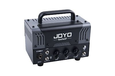 JOYO BanTamP Zombie Tube Guitar Amp 20 Watt - Black • 102.40£