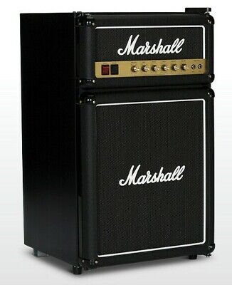 Marshall 3.2 Mini Fridge - Guitar Amp Style Under Counter Cooler DAMAGED • 290£