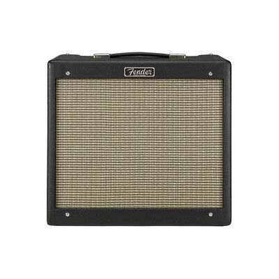 Fender Blues Junior IV 15-Watt 1x12 Tube Amplifier - Black , New! • 434.15£