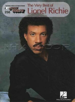 The Very Best of Lionel Richie E-Z Play Today Keyboard Music Book Hello You Are