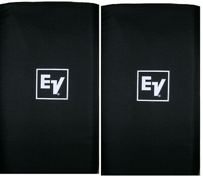 EV Electro Voice 12  Speaker Padded Covers Protective Bag For ELX-112/112P (102) • 39.99£