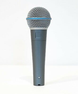 Shure Beta 58A Supercardioid Dynamic Vocal Microphone With Carrying Case • 101.30£