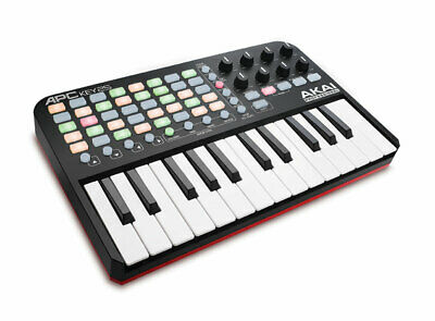 Ableton Live 11 Standard With Akai Professional APC Key 25 Bundle (NEW) • 332£