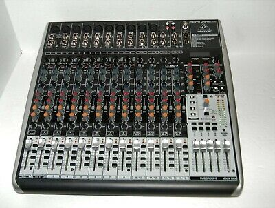Behringer Xenyx QX2442USB - Issues - See Notes • 107.77£