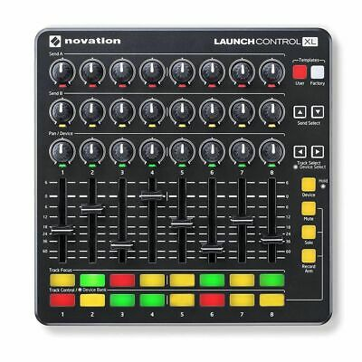 Novation Launch Control XL MK2 Controller With Ableton Live Lite DAW Software