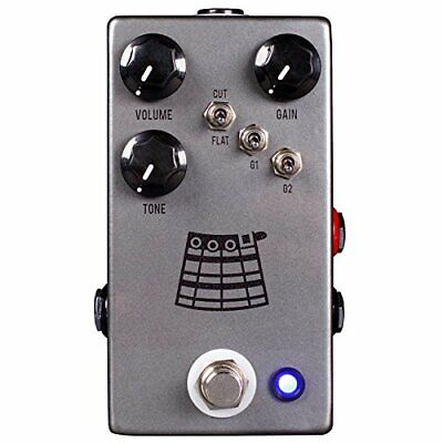 JHS The Kilt V2 Overdrive And Fuzz Guitar Effects Pedal • 208.86£