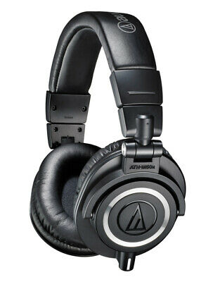 Audio Technica ATH-M50x Closed Back Headphones (NEW) • 135.32£