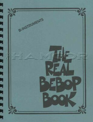 The Real Bebop Book Bb Instruments Sheet Music Book SAME DAY DISPATCH