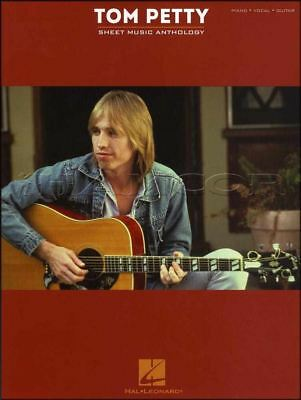 Tom Petty Sheet Music Anthology Piano Vocal Guitar Book SAME DAY DISPATCH • 17.49£