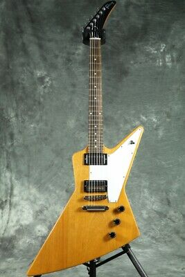 New Gibson USA Explorer Antique Natural 203210077 Electric Guitar From Japan • 1,241.54£
