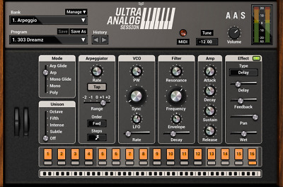 AAS Applied Acoustics Systems Ultra Analog Session • 7.15£