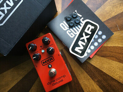 MXR Dyna Comp Deluxe Compressor Pedal • 79£