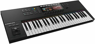 Native Instruments Komplete Kontrol S49 Mk2 Keyboard • 420.66£