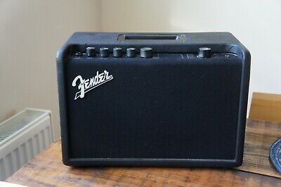 Fender Mustang GT40 Bluetooth Enabled Solid State Modeling Guitar Amp • 169.95£