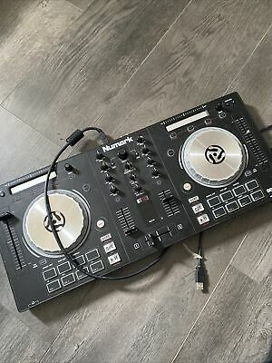 Numark Mixtrack Pro 3 All-in-One Controller Solution For Serato DJ • 100£