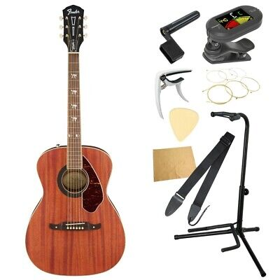 S22511 Fender Tim Armstrong Hellcat Nat WN Electric Acoustic Guitar Introductory • 834.22£