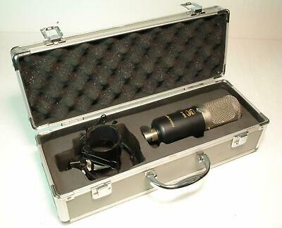 SE Electronics Z-3300 Large Diaphragm Condenser Microphone Mic with Carry Case