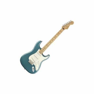 Fender Player Series Stratocaster, Electric Guitar, Maple Fingerboard, Tidepool
