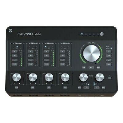 Arturia AudioFuse Studio 18-in 20-out USB Audio Interface W/ 8 Analog Inputs • 647.58£