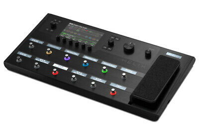 Line6 Helix Pro Specs Guitar Processor Hillix With Video Shibuya Store Yrk • 1,774.50£