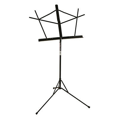 On-Stage SM7122BB Black Sheet Music Stand With Bag • 10.87£