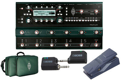 Limited Time Kemper Profiler Stage Wireless Live Set Now With Sleeve Bag Yrk • 2,440.72£