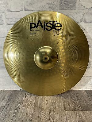 """Paiste 101 Special 20""""/51cm Drum Ride Cymbal Hardware / Accessories • 38.99£"""