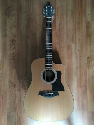 Taylor 110CE Guitar - Includes Soft Carry Case, Wall Hang, Metronome, Polytuner