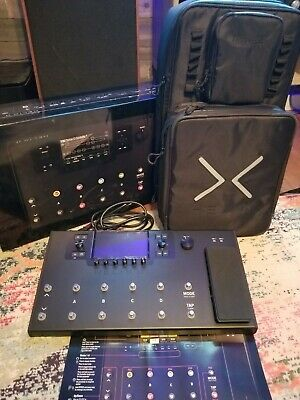 Line 6 Helix LT Guitar And Bass Multi-Effects And Amp Modeling Processor W/ Case • 719.24£
