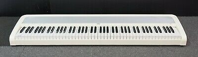 Korg B2SP Digital Piano With Stand, White-DAMAGED-RRP £475