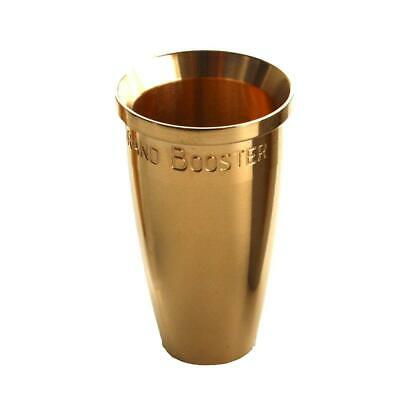 BRAND Trumpet Mouthpiece Booster - Polished Gold BRB1GP
