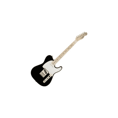 Squier by Fender Affinity Telecaster, Electric Guitar, Maple Fingerboard, Black