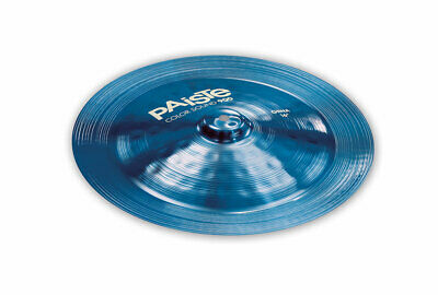 Paiste 900 Series Color Sound Blue 16 China Cymbal - CY0001932616