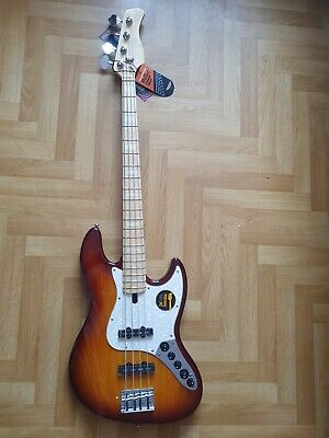 Marcus Miller Sire V7 Swamp ash 4 2nd generation electric bass guitar. New.