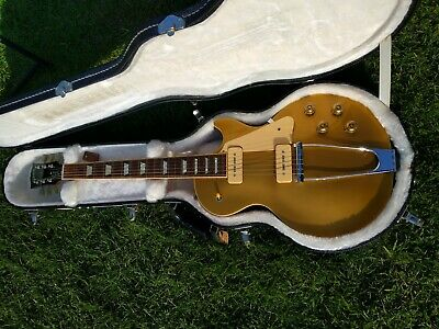 Gibson Les Paul 1952 Prototype Tribute Gold Top 2009