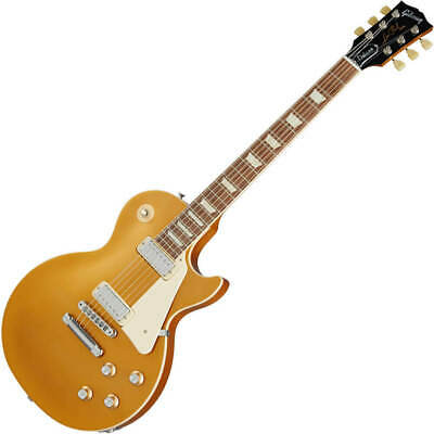 Gibson Les Paul 70s Deluxe - Gold Top