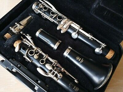 Yamaha Ycl 250 Clarinet Excellent Condition And Plays Perfectly Comes With Case
