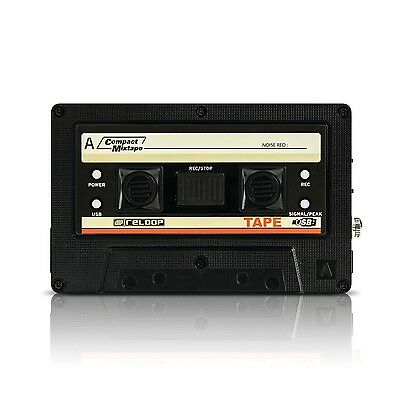 RELOOP TAPE ANALOG TO MP3 CONVERTER. 1/8  INPUT TO USB OUTPUT  B-Stock  • 87.67£